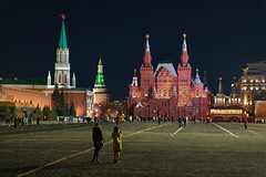 Photographer (gubanov77) Tags: night city cityscape redsquare moscow photographer showplace architecture urban russia people kitaigorod museum statehistoricalmuseum