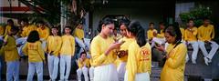 * (Sakulchai Sikitikul) Tags: street snap streetphotography songkhla 24mm minoltaps thailand hatyai yellow film fuji