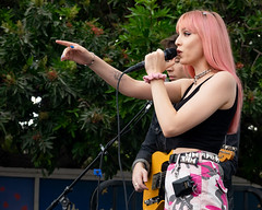 XYLO 09/30/2018 #6 (jus10h) Tags: xylo abbottkinney fest festival venice losangeles california live music concert gig show event performance stage female singer young beautiful sexy girl woman sony dscrx10 dscrx10m3 2018 sunday september30 justinhiguchi paige duddy
