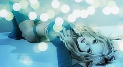 Finally. (Brilliantly Sarcastic) Tags: virtual 3d secondlife sl vr ai blue avatar ava chicks blond blonde art blueberry