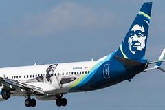 19-Sep-2018 BWI N280AK 737-990ER (cn 60582-6609)   / Alaska Airlines (Lockon Aviation Photography) Tags: 19sep2018 bwi n280ak 737990er cn605826609 alaskaairlines lockonaviationphotography wwwlockonaviationnet washingtonbaltimorespotters