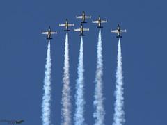 Aero L-39 Albatros ES-YLN 533637 1 ES-YLI 433142 2  ES-YLX 432905 3 ES-YLR 533628 4 ES-TLF 132114 5 ES-YLF 433141 6 BREITLING JET TEAM Dittingen aout 2018 (Thibaud.S.) Tags: aero l39 albatros esyln 533637 1 esyli 433142 2 esylx 432905 3 esylr 533628 4 estlf 132114 5 esylf 433141 6 breitling jet team dittingen aout 2018