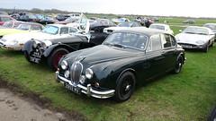 1960 Jaguar Mk2 (RoyCCCCC) Tags: bicesterheritage jaguar jaguarmk2