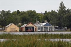 Golden City Paddle Boat (blachswan) Tags: ballarat victoria australia lakewendouree wetland dredgingisland dredgingislands goldencitypaddlesteamer paddlesteamer boatsheds paddleboat