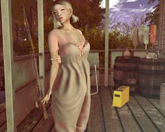 Killing Loneliness (BillitaUnderZone) Tags: girl cute place sl secondlife virtual