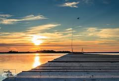 Sonnenaufgang in Schweden (Betrachtungsweisen) Tags: 2018 august sonnenaufgang eos77d rafshagsudden schweden himmel landscape sweden sunrise sverige summer sky sun water beach canon strand natur baltic sea