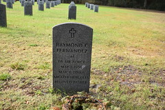 RAYMOND FERNANDEZ (SneakinDeacon) Tags: floridanationalcemetery bushnell grave nwa professionalwrestling wwe herculeshernandez