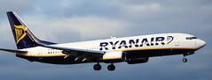 Boeing 737-8AS EI-ENO (707-348C) Tags: dublinairport dublin eidw passenger airliner jetliner boeing boeing737 b738 ryanair ryr ireland dub 2011 eieno