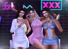 Fun, Laughs & Friendship (alexandra sunny) Tags: arcanespellcaster aviglam catwa maitreya woman frienship blushed blog blogger family lamb secondlfe amigos familia fun