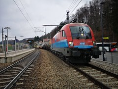 1116 045 in Hallwang (DannyHeinrich) Tags: 1116 öbb railcargohungaria lokführer