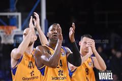 DSC_0380 (VAVEL España (www.vavel.com)) Tags: fcb barcelona barça basket baloncesto canasta palau blaugrana euroliga granca amarillo azulgrana canarias culé