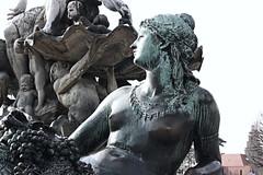 Neptunbrunnen (gondolingirltravels) Tags: berlin germany city holiday deutschland europe history eu citybreak fountain neptunbrunnen architecture
