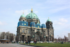 Berliner Dom (gondolingirltravels) Tags: berlin germany city holiday deutschland europe history eu citybreak museuminsel museumisland cathedral berlincathedral berlinerdom dom architecture