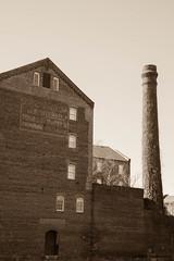 Historic Petersburg (michael_orr25) Tags: petersburg virginia tamron18400f3563diiivchld nikond7500 monochrome sepia architecture