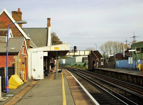 Totton Station