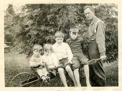 Four Brothers in 1916 (ruthlesscrab) Tags: odium siblings brothers family 1916 werehere wah hereios
