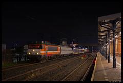 Railexperts 9901, Geldermalsen 23-01-2018 (Henk Zwoferink) Tags: henkzwoferink rxp railexperts radve caf sng ns railadventure ns1600 1600 9901 geldermalsengelderlandnetherlandsnl