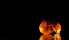 Egg for Breakfast? (Elisafox22) Tags: elisafox22 sony ilca77m2 100mmf28 macro macrolens telemacro lens minimaleggtic hsos smileonsaturday hcc clichesaturday egg eggshell broken brown dark eggwhite tabletop stilllife indoors elisaliddell©2019