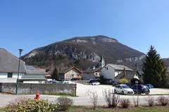 La Balme de Sillingy @ Hike to Montagne de la Mandallaz & Lac de La Balme de Sillingy (*_*) Tags: europe france hautesavoie 74 spring printemps 2019 march annecy hiking mountain montagne nature randonnée walk marche labalmedesillingy jura mandallaz savoie tetedelamandallaz
