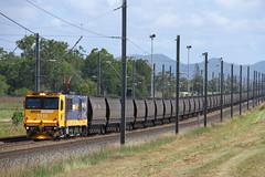 PN coal Queensland (Aussie foamer) Tags: 7119 7100class siemens pacificnational coaltrain electriclocomotive yukan queensland train railway locomotive rpauqld71class rpauqld71class7119
