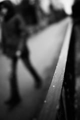 Road to nowhere (stefankamert) Tags: street road blur blurry bokeh walking noir noiretblanc blackandwhite blackwhite sony rx1 rx1r 35mm mirrorless zeiss highcontrast stefankamert