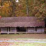 Battle of Britton Lane Log Cabin thumbnail