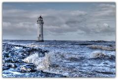 New Brighton ,Wirral. (terryquinn555) Tags: newbrighton wirral lighthouse hdr
