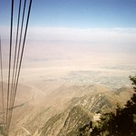 Palm Springs from Mt. San Jacinto thumbnail