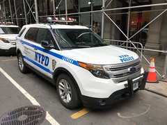 NYPD Citywide Traffic Task Force Motor Carrier Safety Unit Ford Explorer XLT (NY's Finest Photography) Tags: highway patrol state nypd fdny ems police law enforcement ford dodge swat esu srg crc ctb rescue truck nyc new york mack tbta chevy impala ppv tahoe mounted unit service squad dcu windshield road