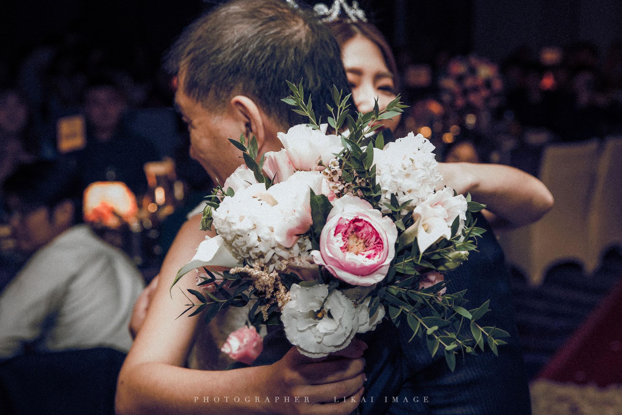 婚禮紀錄 - 薇竹 & 新展 - 喜來登大飯店