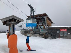 L'Hochalmbahn de Garmisch (Jauss) Tags: seilbahn funivia téléphérique allemagne deutschland germany hochalmbahn gaspard bavière bayern garmischpartenkirchen alps alpi alpes