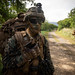 Marines conduct military operations in urban terrain training aboard Marine Cops Training Area Bellow