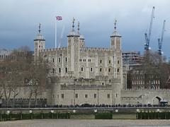 Tower of London (jane_sanders) Tags: london toweroflondon whitetower traitorsgate riverthames river thames