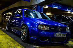 IMG_4338 (RevCheck Photography) Tags: car vehicle transport vw volkswagen r32 golf underground park light lighting shadow colour highlights reflection shine
