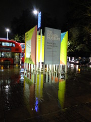 Flagpoles (failing_angel) Tags: 091118 london kensingtonchelsea kensington designmuseum homefutures soil homeofthefuture