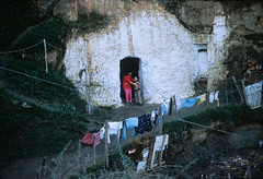 Guadix Cave Houses 08 (hoffman) Tags: housing underground caves domestic families family damp spain guadix troglodyte davidhoffman wwwhoffmanphotoscom