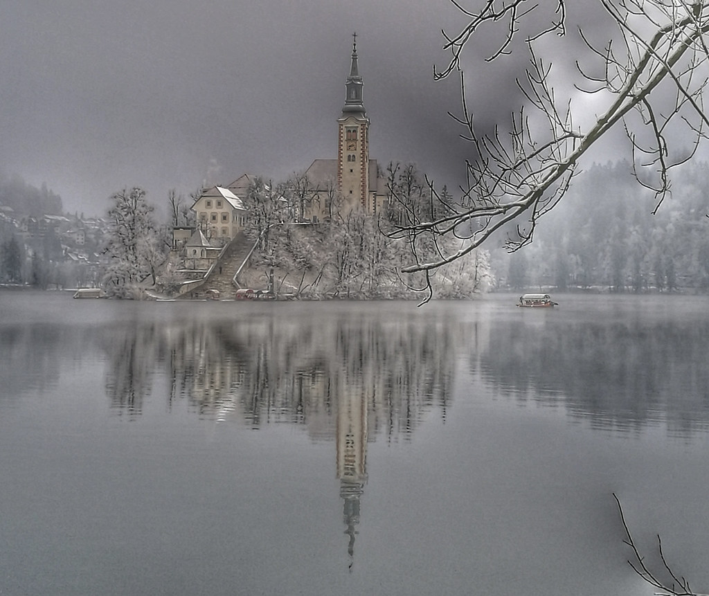 The World S Best Photos Of Bled And Snow Flickr Hive Mind