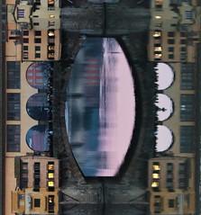 Rorschach - Ponte Vecchio (Cristina Seguiti) Tags: ponte vecchio firenze florence acqua fiume river arno