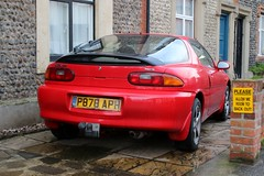 P878 APH (Nivek.Old.Gold) Tags: 1996 mazda mx3 abs auto 1598cc