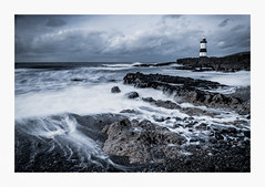 PENMON LIGHTHOUSE (markmcneill22) Tags: penmon anglesey wales water seascape seascapephotography longexposurephotography lighthouse