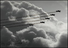 Aerobatic display team The Blades over the Solent Hampshire. 18/03/2019 (Ken Lipscombe <> Photography) Tags: aerobatic display team the blades over solent hampshire 18032019