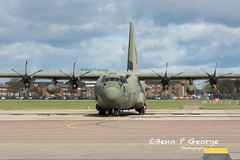 C130J-30-C4-868-ZH868-17-3-19-RAF-BRIZE-NORTON (Benn P George Photography) Tags: rafbrizenorton 17319 bennpgeorgephotography a400m zm412 c130j30 c4 zh868 zh872 zh878 royalairforce airbus lockheed nikon nikon7020028 nikond7100 d7100