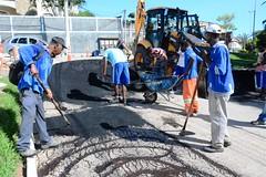 Acabamento das  obras de reforma da Praça de Venda  das Pedras (8) (itaborairj) Tags: acabamento obras praça vendadaspedras reforma 15032019