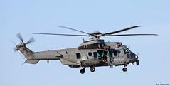 Armee de l'Air Eurocopter EC725R2 Caracal 2802/SK, TLP 2019-1, Albacete AFB/LEAB (Mosh70) Tags: albacete albaceteairbase leab tacticalleadershipprogramme tlp tlp20191 arméedelair unitedstatesairforce f15estrikeeagle 492fs 492ndfightersquadron ejércitodelaire ef18mhornet 1531 c1547 eurocopter ec725r2caracal 2802sk