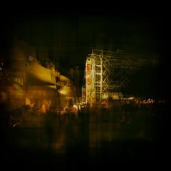 bravelywork (thomas o myers) Tags: thomasomyers thomasoliviermyers contemporaryart contemporaryphoto art multiexposure newmediaart digitalphoto nikon adobe photoshop contemporaryartphotographer artphotographer photocompositions colorphoto highres highrespicture 1080p urbanpicture urban city architecture buildings cityscape street paris france night parisbynight centregeorgespompidou pompidou museuofmodernartparis museum nuitblanche video people crowd