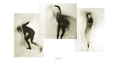 water's women (10) (ibethmuttis) Tags: ibeth water woman nikond300s clothes movement artistic work triptych