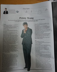 Penny Wong story to read (spelio) Tags: dec 2018 sydney trips tm mags read jl