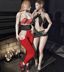 # 193 (•ღ Eva India ღ•) Tags: elegance arabictattoos breathe lyrium varonis theposefair the pose fair cosmopolitan fameshed thedarknessmonthlyevent darkness monthly event liaison collavorative jf juliaflora carolg shinyshabby mosquitosway kinky vanity vanityevent