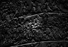 La conquista della Dacia (frnrnd) Tags: architecture architettura archaeology archeologia light shadow luce ombre roma romano rome impero empire italia italy culture heritage blackandwhite biancoenero bn bnw sculpture scultura