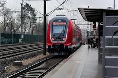 Rangsdorf Station, Rangsdorf (Matthias Harbers) Tags: rangsdorf brandenburg germany nikon nikkor lens v3 dxo photoshopelements topazlabs nikon1ikon1v3nef raw outdoor